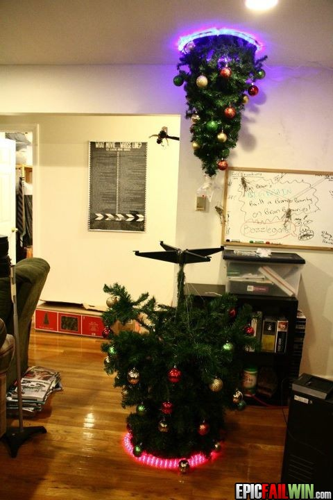 Anti Christmas Tree