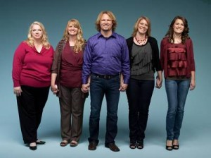 The Browns from TLC's 'Sister Wives'
